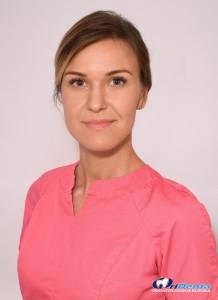 gydytoja odontologė periodontologė